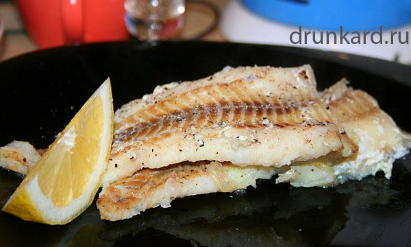 Блюда из рыбы приготовленная в пароварке