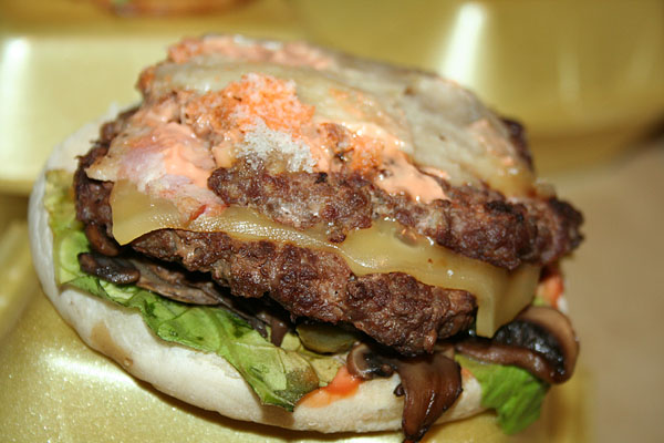 папас бургер чикаго реальные фото