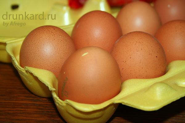 Яичница глазунья V 4.0 (кулинарный батл)