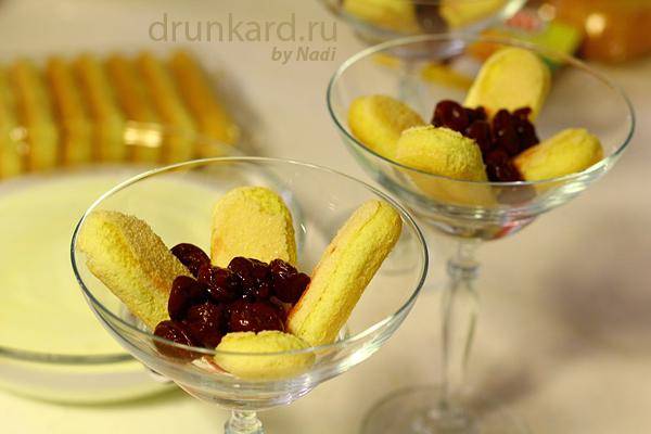 Очень простой десерт