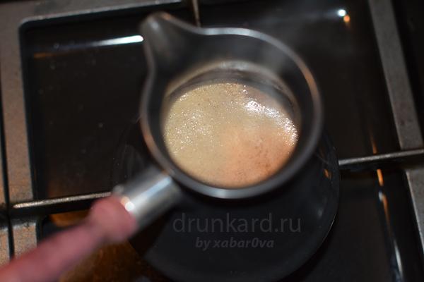 как приготовить кофе по-тунисски