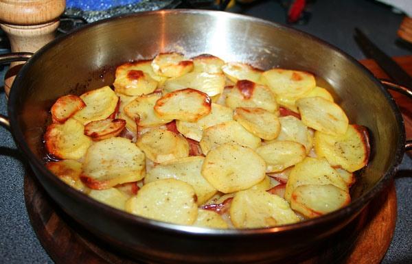 Что простого приготовить на ужин с картошкой