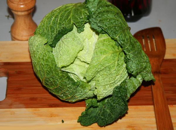 как приготовить капусту савойскую