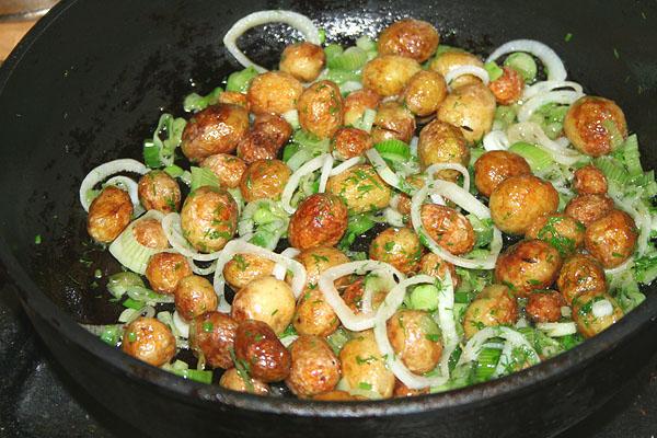Что можно приготовить из картошки быстро и вкусно рецепт