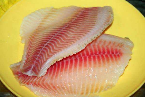 как приготовить рыбу филе